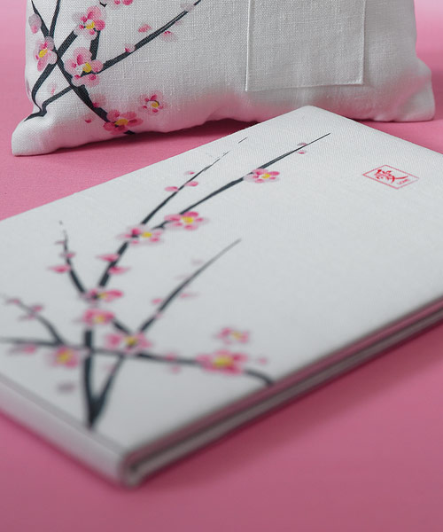 fb231e6233e Cherry Blossom Collection Guest Book   Wedding Belle Bridal