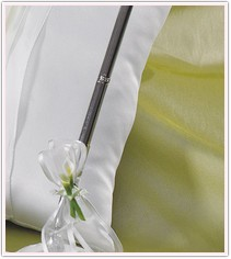 Calla Lily Pen Set with Ribbon