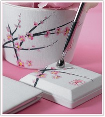 Cherry Blossom Collection Pen set