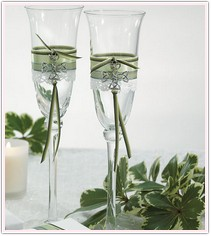 Celtic Charm Collection Toasting Glasses
